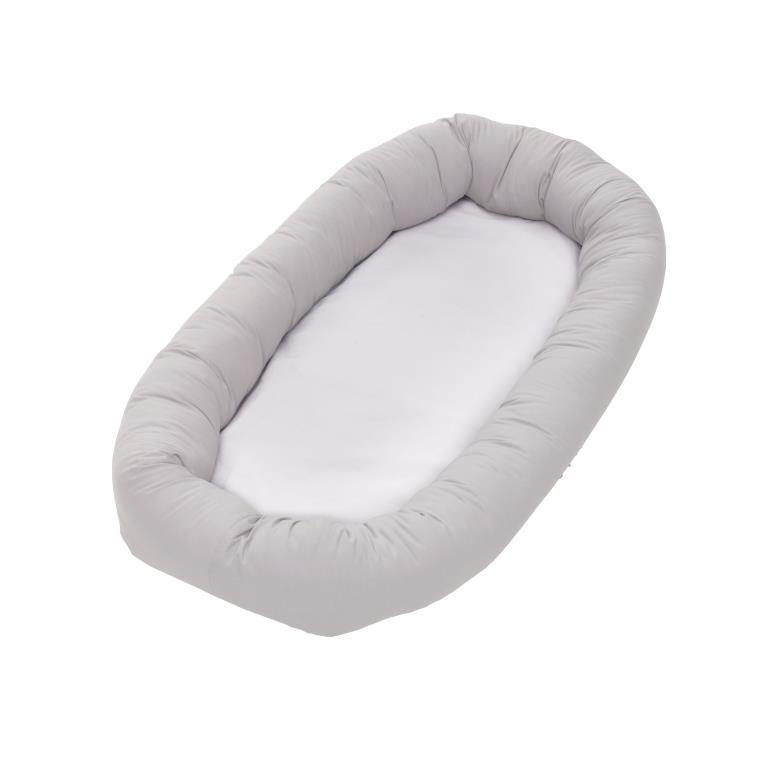 Baby Dan Cuddle Nest babafészek Light Grey