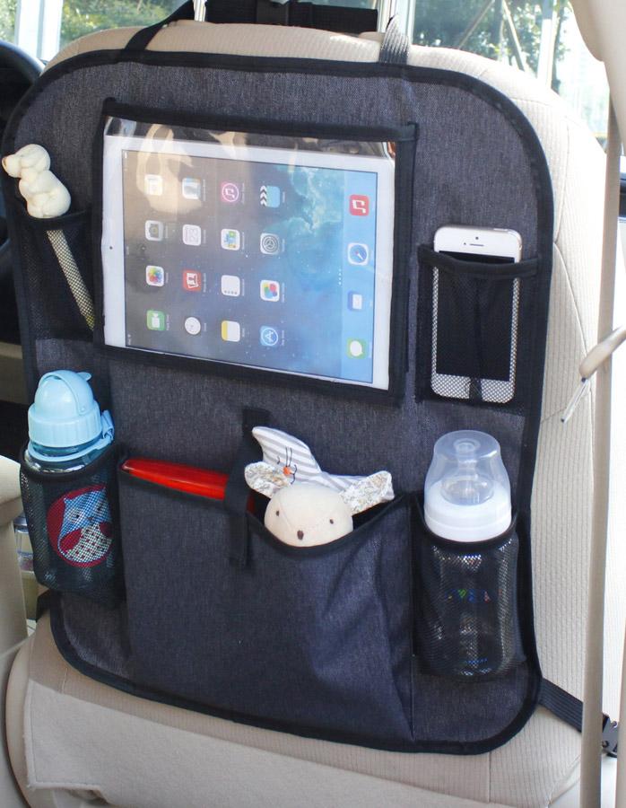 BabyDan Zsebes tároló iPad rekesszel
