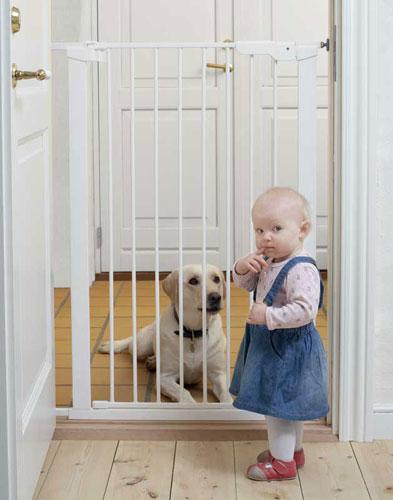 Babydan Premier PET GATE magas rács 73-80 cm