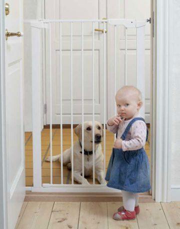 Babydan Premier PET GATE magas rács 73-86 cm