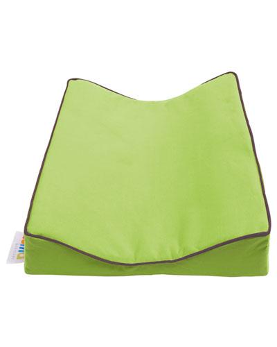 LUMA Kis pelenkázó lap Lime Green