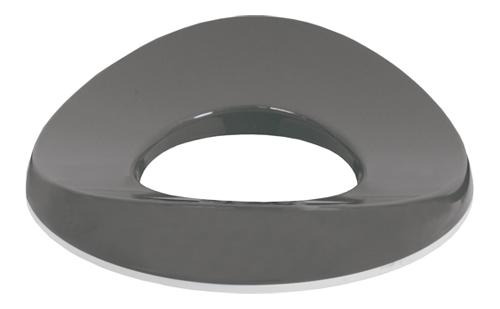 LUMA WC szűkítő ülőke Dark Grey