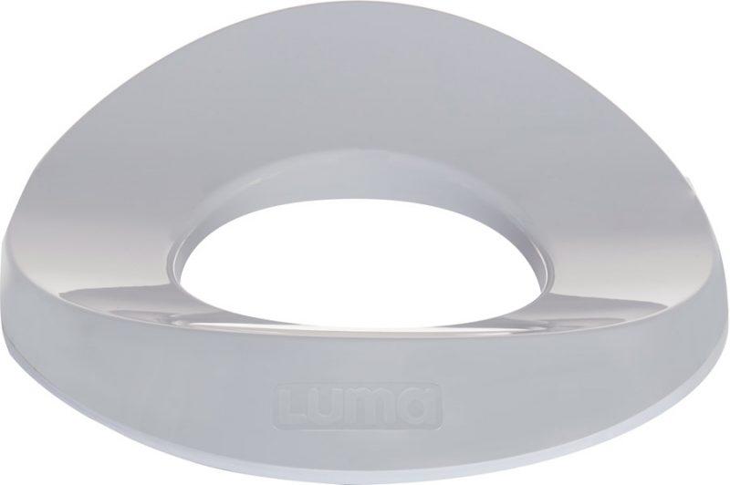 LUMA WC szűkítő ülőke Light Grey