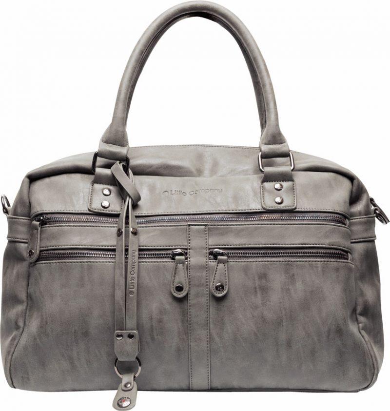 Pelenkázó táska Brussel antracite