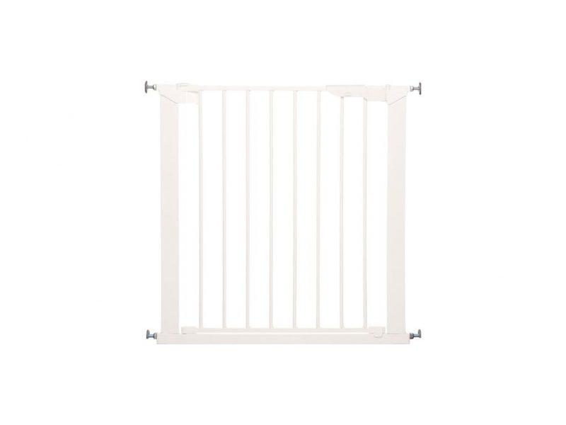 Babydan Asta biztonsági ajtórács 73 - 80 cm fehér
