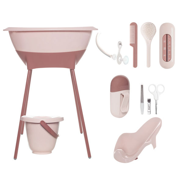 LUMA Fürdető szett Blossom Pink