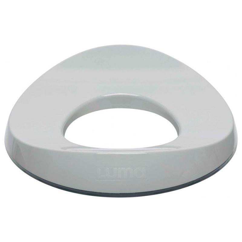 LUMA WC szűkítő ülőke Sage Green