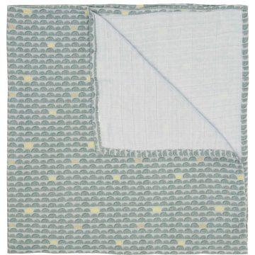 Luma Bambusz muszlin pelenka 70 x 70 cm 3 db Bow Deco