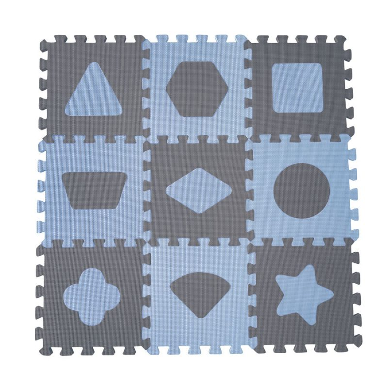 Blue 90x90 cm